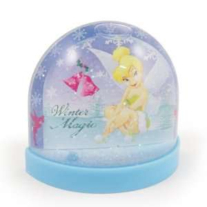 Disney TinkerBell Holiday Snow Globe Stocking Stuffer