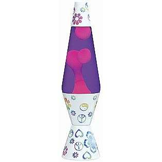 20 oz Tie Dye Motion Lamp   Pink/Purple  Lava For the Home Lighting
