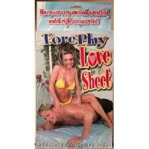 Foreplay Love Sheet Ns