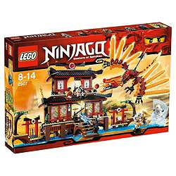 Buy LEGO Ninjago Fire Temple 2507 from our 12 Year Olds range   Tesco