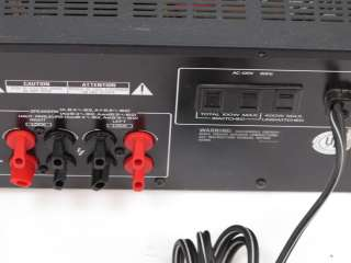 Kenwood Basic M2A 2 Channel Power Amplifier