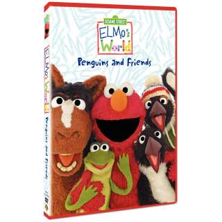 Elmos World: Penguins & Friends DVD  Shop Ticketmaster Merchandise