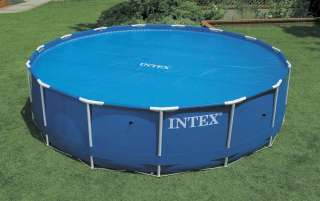 Intex 59953E 12 Above Ground Swimming Pool Solar Cover