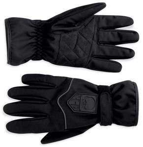 Harley Davidson Mens Iron Bound Full Finger Motorcycle Glove 97331
