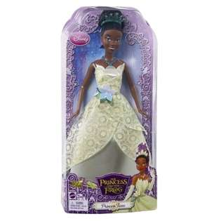 Disney Sparkling Princess Tiana Doll  Toys & Games Dolls & Accessories