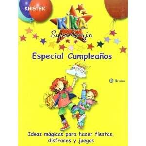 especial cumpleanos / Kika Superwitch Special Birthday: Ideas