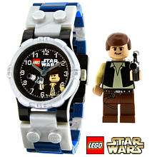 LEGO Star Wars Kids Watch Han Solo   Schylling