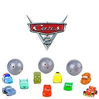 Squinkies Disney Cars Bubble 12 Pack   Series 1   Blip Toys   Toys