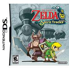 Legend of Zelda Spirit Tracks for Nintendo DS   Nintendo