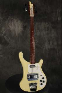 2000 Rickenbacker 4001 cs CHRIS SQUIRE bass 4001CS