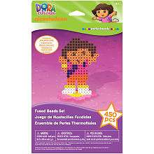 Perler Fused Bead Set   Dora the Explorer   Perler Beads   Toys R