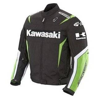 Joe Rocket Kawasaki ZX Mens Textile Motorcycle Jacket