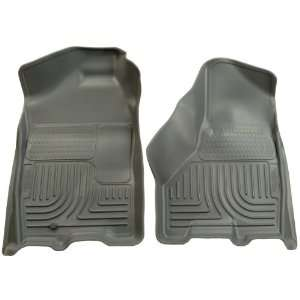 Husky Liners Custom Fit WeatherBeater Front Floor Liner for Dodge RAM