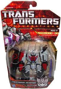 Transformers Cybertronian Megatron Figure Generations Deluxe Class MIB