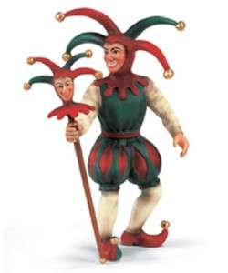 NEW* SCHLEICH 70028 Court Jester 9.6cm Tall   royal