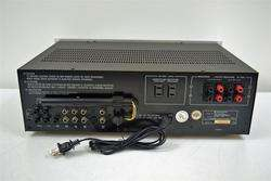 Kenwood AM FM Stereo Receiver Tuner Amplifier Amp KR 4070