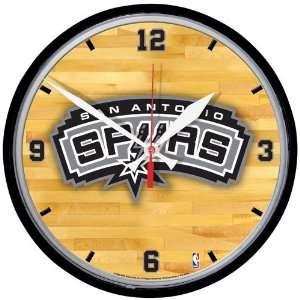 NBA San Antonio Spurs Clock Logo