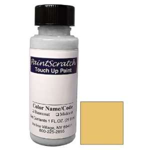 of Tan Buckskin Touch Up Paint for 1977 Chevrolet Corvette (color code