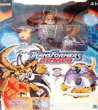 TRANSFORMERS ARMADA ROBOT IN DISGUISE ENERGON UNICRON
