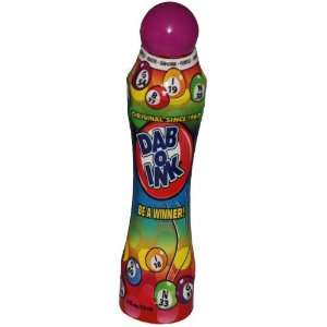 4 oz Bingo Dauber   Purple (1 per package) Toys & Games