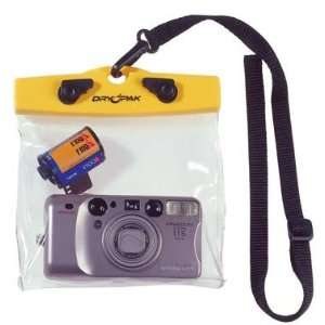 DRY PAK Small Point and Shoot Camera Case