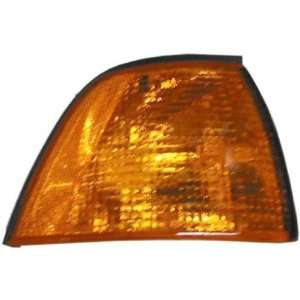 Passengers Corner Park Signal Marker Light Lamp SAE DOT Automotive