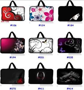 Cute 14 14.1 inch Laptop Sleeve Carry Bag Case Cover