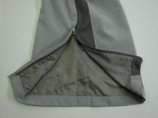 NWT Grey REEBOK HydroMove Athletic Pants Mens XL