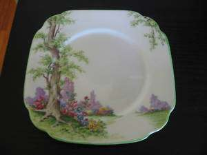 Royal Albert Greenwood Tree China Bread & Butter Plate