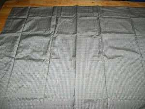 NEW Dark Sage Green Rod Pocket Curtain Panel 40x95