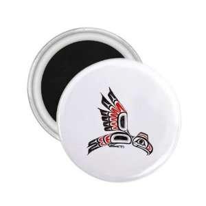 NEW Tattoo Art Bird Fridge Souvenir Magnet 2.25