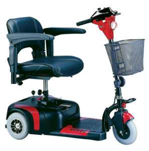 Drive Medical Phoenix 3 Wheel Compact Mobility Scooter