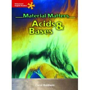 Material Matters: Acids and Bases (Heinemann English