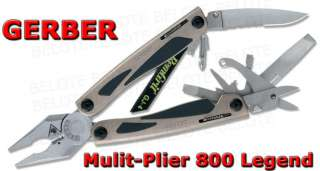 Gerber LEGEND MP 800 Needlenose Multi Plier Multi Tool w/ Nylon Sheath