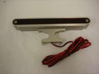 Street Rod Billet Aluminum LED Third 3rd Brake Light