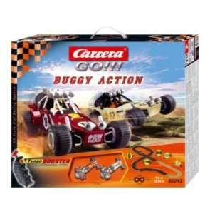 New Carrera 62243 GO Buggy Action race set 1/43