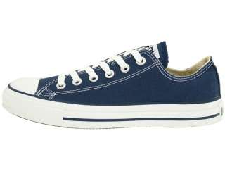 CONVERSE ALL STAR CHUCK TAYLOR NAVY BLUE LOW TOP UNISEX MENS SIZES