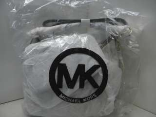 MICHAEL KORS ERIN Medium PVC MK SIGNATURE SHOULDER TOTE HANDBAG BAG