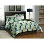 Colormate Dori Polka Dot Complete Bed Set