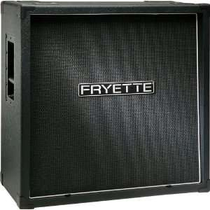 200W 4x12 Guitar Speaker Cabinet Black Straight Musical Instruments