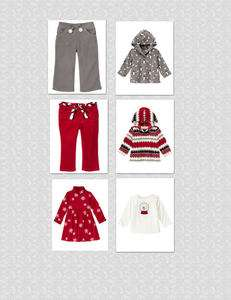 Girls Penguin Chalet Hoodies,Pants,Top,Dress 6 12 18 24 3 NWT