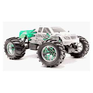 Exceed RC 1/8th Scale RTR Nitro Monster Tectonic Truck Max