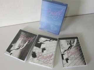 DVD box Criterion Collection Terry Gilliam cult movie De Niro