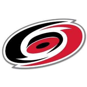 Carolina Hurricanes NHL Hockey bumper sticker 6 x 3
