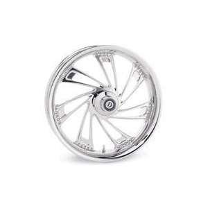 Performance Machine Forged Aluminum Rear Wheel   Cartel