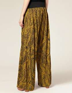 River Island  River Island Tribal Printed Palazzo Trouser at ASOS
