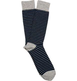Accessories  Socks  Casual socks  Striped Socks