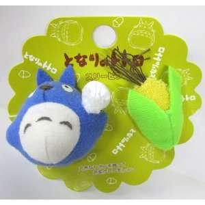 Chu Totoro and Corn Soft Plush Figure Hair Band