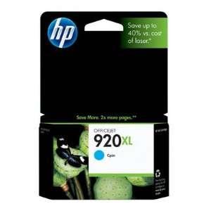 Hewlett Packard 920xl Ink Cyan 700 Yield Highest Quality