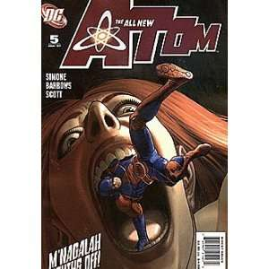 All New Atom (2006 series) #5: DC Comics:  Books